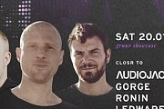 CLOSR to: Audiojack, Gorge, Ronin, Ledwarf & Patch
