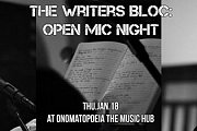 The Writers Bloc: Open Mic Night