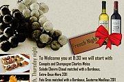 French Night - Wine & Dine Evening