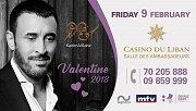 Kadim Al Saher Valentine 2018