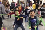 POUND Classes for Kids at BU Academy