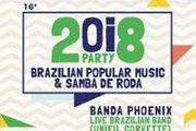 OI 2018 | MPB & Samba de Roda Brazilian Party