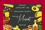 Mexican night at Catering by Muscat Mtayleb