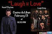 Laugh n Love - Valentine Dinner