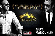 GUY MANOUKIAN With ABU - Valentine Eve