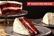 Red Velvet and Molten Chocolate Cakes Class - Valentine Special