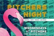 Pitchers Night