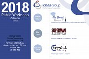 Ideas Group Public Workshop Calendar - Beirut 2018
