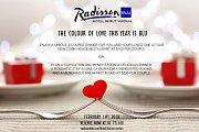 Valentine at Radisson Blu Hotel Beirut Verdun