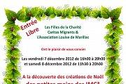 EXPOSITION - VENTE de NOEL des créations des enfants du Centre des Infirmes Moteurs Cérébraux