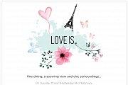 Valentine's at Eau de Vie