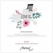 Valentine's at Mosaic Restaurant