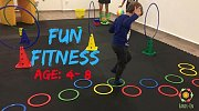 Fun Fitness For Ages 4-8