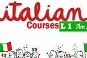 Italian L1 - AM / PM courses