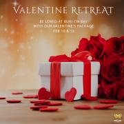Valentine Retreat at BURJ on BAY Hotel