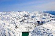 B2h Snowshoeing Chabrouh Dam