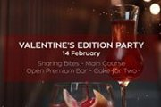Valentine's Edition Party at Pitchblack