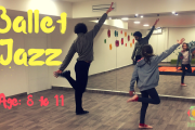 Ballet Jazz at Hands-On