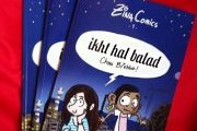 "Zina Comics ""ikht hal balad, chou b7ebbo"" book signing"