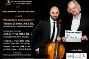 The Modern Cello-Piano Duo