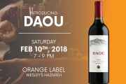 Introducing Daou Wine