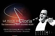 La Voce Di Gloria - Concert with the International Tenor Edgard Aoun