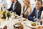 Social Dining Etiquette Workshop