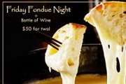 Friday Fondue Night