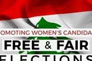 Free and Fair Elections - Promoting Women's Candidacy