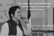 Free Coaching Session with Life & Career Coach Clara Nader
