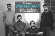 WonderGaap (EP Release) - Live at Beirut Open Space