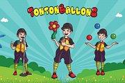 Tonton Ballons - Theatre pour enfants
