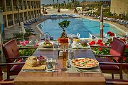 SUNDAY LUNCH BUFFET at Coral Beach Hotel and Resort
