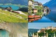 Salzburg,Austrian Lakes & Bavarian Alps: Soft Hiking,Adventure,Tourism