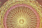 Creative String Art at Hands-On
