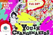 Youth Change Makers Workshop & Art Activity
