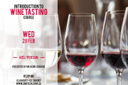Enoteca: Introduction to Wine Tasting Course