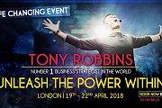 Unleash the power within seminar- Tony Robbins - Trip From Lebanon