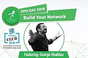 PPD Day 2018 - Build Your Network