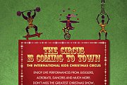 International Kids Christmas Circus - Christmas at Citymall