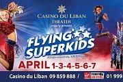 Flying Super Kids