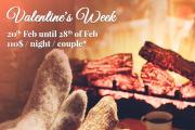 Valentine's Week at Domaine de Chouchene