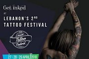 Lebanon's 2ND Tattoo Festival
