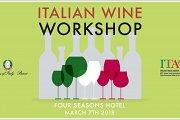 ITALIAN WINE WORKSHOP