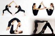 Partner Yoga Workshop with Mona
