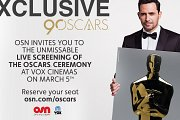 Oscars with OSN at VOX Cinemas