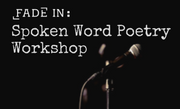 Workshop: Spoken Word Poetry