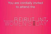 Beirut International Women Day 2018