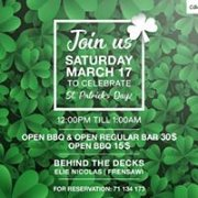 Saint Patrick's Day at Coop d'etat