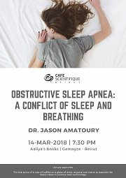 Obstructive Sleep Apnea: A Conflict of Sleep and Breathing